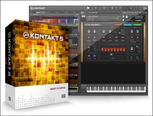 Native Instruments Kontakt 1