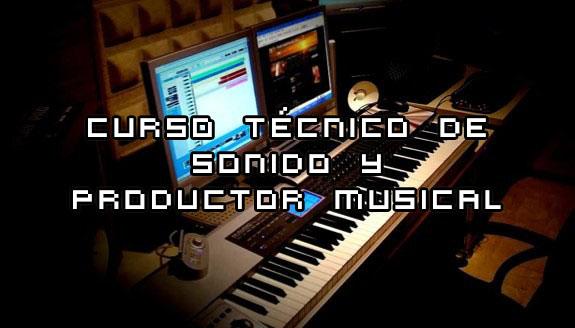 curso tecnico productor