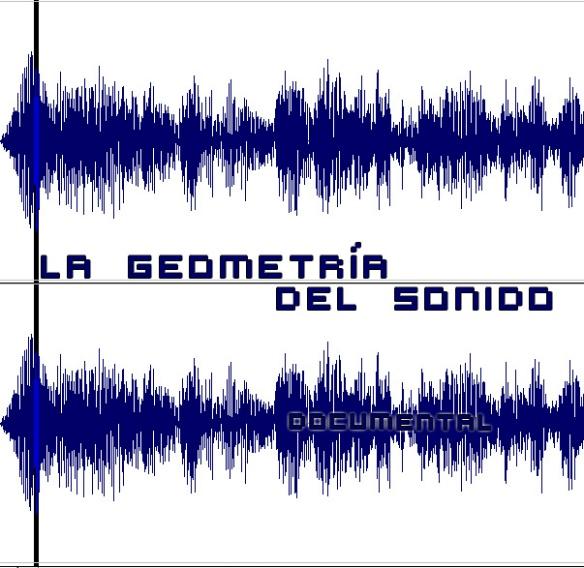la geometría del sonido
