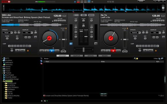 virtual dj parte 2