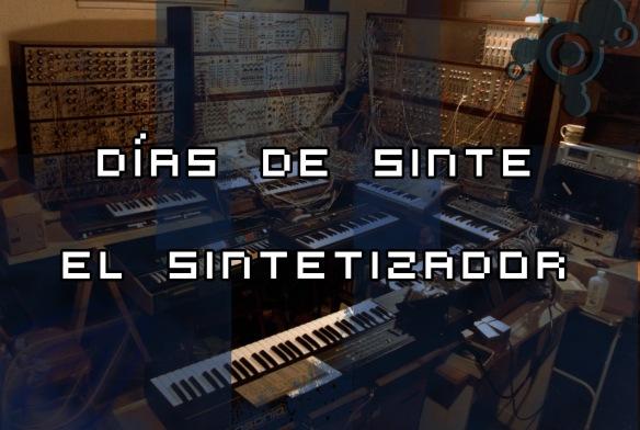 dias de sinte el sintetizador